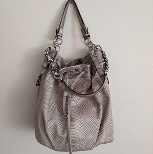 Coach Snakeskin Bag